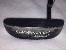 "Titleist Dead Center SP-202 Putter RH 35"" Mallet Right Handed Orig Shaft/Grip"