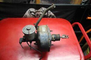 1988 Suzuki Samurai Brake Master Cylinder Booster Assembly