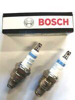 2 Candela 4 Punte Bosch Super 4 FIAT 500 126  VARIE AUTO E MOTO D'EPOCA