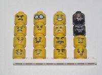 Lego ® Minifig Tête Visage Ninjago Movie Le Film Serie 71019 Choose Head NEW