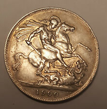 Great Britain 1900 Crown - EF or Slightly better