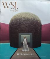March 2011 WALL STREET JOURNAL Magazine CHANEL'S HIDDEN ATELIERS / ARCHITECTURE