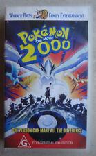 Pokemon 2000 : The Movie    [VHS - PAL]    Read description