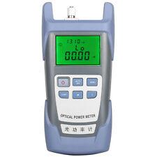 AUA-9 Fiber Optical Power Meter -70dBm~+10dBm SC/FC Connector Optic Tester