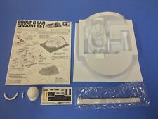TAMIYA 50460 1/10 GROUP C RC BODY PARTS REPRODUCTION COCKPIT KIT