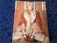 ELLE FRANCE Rivista Magazine 4 Novembre 1965 n.1037 Jane Fonda