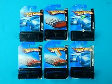 Set of 6 Hot Wheels Mistery Toy Model Car Ford Focus Honda Civic