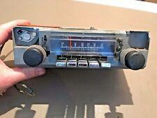 1970 1971 Chrysler Plymouth AM Radio Dodge Plymouth Dart Pt# 2884 - 750 used