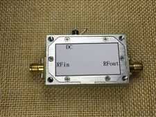 1PC RF Broadband Low Noise Amplifier 10M-3GHz 36dB Gain NF: 1.5 Machine Milling