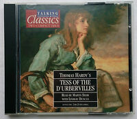 THOMAS HARDY.TESS OF THE D'URBERVILLES.MARTIN SHAW-LINDSAY DUBCAN.2 X DISC 1994