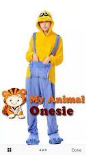 Suit Cartoon Characters Unisex Costumes
