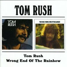 Tom Rush/Wrong End Of The Rainbow - Tom Rush (1999, CD NEUF)