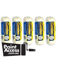 3pcs Uni Pro Sheepskin 270mm 30mm Nap Roller Cover Genius Paint Enamel Wool DIY