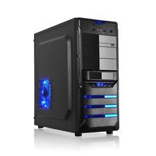 L-Link LEONIS LEONIS Torre 500W Negro carcasa de ordenador