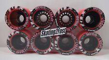 New LABEDA DIVA Pink 95A Quad Speed Jam Derdy Skate Wheel
