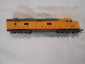 Union Pacific HO Gage E6 locomotive
