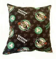 Celtics Pillow Boston Celtics Pillow NBA Handmade in USA New 2020 Design