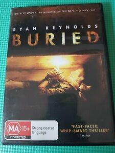 BURIED - RYAN REYNOLDS - DVD
