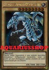 Yu-Gi-Oh Drago Bianco Occhi Blu PGL2-IT080 Ultra Gold ITA Blue-Eyes White Dragon