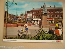 Postcard - THE BULL RING, WAKEFIELD,  Unused 1987.