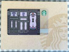 china 2015 starbucks Anna sui  limited edition annasui Star gift CARD RMB 200