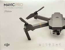 Mavic Pro Fly More Combo Platinum voller Lieferumfang!