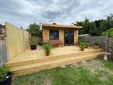 More details for garden room, garden office, log cabin, garden studio, gym, summer house etc