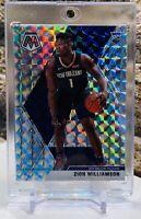 Zion Williamson Silver Mosaic (Wave) Prizm SSP Rookie #209 PSA 10?