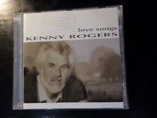 CD ALBUM - KENNY ROGERS - LOVE SONGS