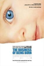 THE BUSINESS OF BEING BORN Movie POSTER 27x40