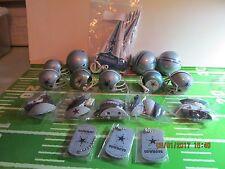 32 NFL Dallas Cowboys Mini Items