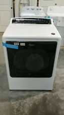 "Whirlpool Cabrio 29"" 8.8 cu.ft. White Gas Vented Dryer Wgd8000Dw"