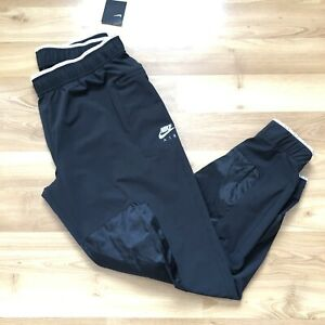 Nike Air Pants Size XL Running Black Joggers Pants Trousers Womens CJ7097 010