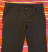 Amanda + Chelsea Black Business Dress Pants Size 10