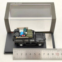 Master Land Rover Defender 110 Diecast Model Car with Luggage Rack 3 Colors 1:64