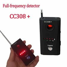 Anti-Spy Signal Bug RF Detector Hidden Camera Laser Lens GSM Device Finder - USA