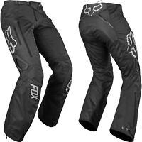 FOX LEGION XT OFFROAD MOTOCROSS MX PANTS - CHARCOAL BLACK enduro bike