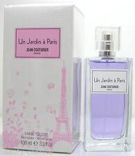 Jean Couturier Un Jardin a Paris 100 ml EDT Spray