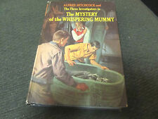 3 Three Investigators #3 the Mystery of the Whispering Mummy '65 HB HC RARE WOW