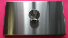 Lid, cooking, fits 8 egg ring, stainless, 5000001