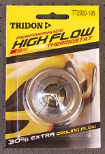 HIGH FLOW THERMOSTAT SUIT FALCON EA EB ED EF EL XH V8 + AU BA BF FG 6Cyl & V8