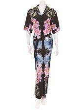 $2020 STELLA McCARTNEY FLORAL SILK JUMPSUIT DRESS SOLD OUT!  IT 42 US 6 ITALY