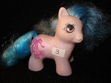 MON PETIT PONEY *my little pony N°B03 CHAT / CAT *1989