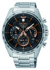 Seiko Gents EXCLUSIVE Chronograph Date Display Watch  SSB307P1-NEW