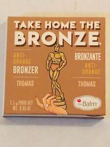 the balm take home the bronze thomas 0.05oz
