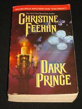 wm* CHRISTINE FEEHAN ~ DARK PRINCE
