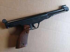 GAMO 177 pellet target underlever air pistol