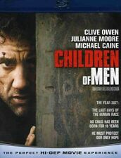 Children of Men [New Blu-ray] Ac-3/Dolby Digital, Dolby, Digital Theater Syste