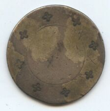 Love Token 1857 Seated Quarter (#6691). Carefully Check out the Photos.