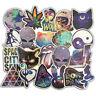 Lot 42 Random Vinyl Laptop Skateboard Stickers Bomb Luggage Decals Dope Sticker